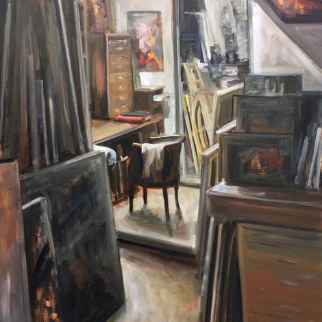 DEBUSSCHERE : L'atelier de St Hilaire
