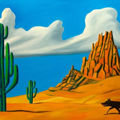 LOUSTAL  : Coyote
