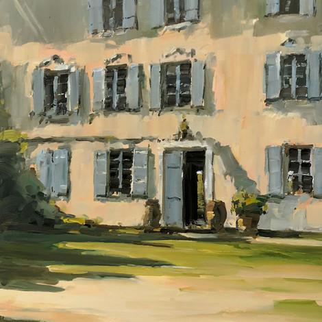 RUAIS : La façade, les Jasses