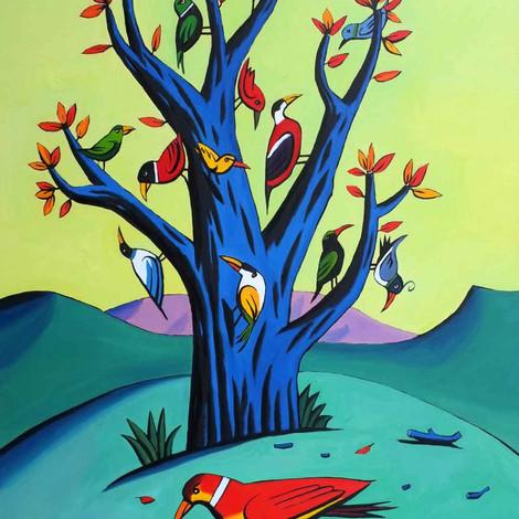 LOUSTAL : Les oiseaux de l'automne
