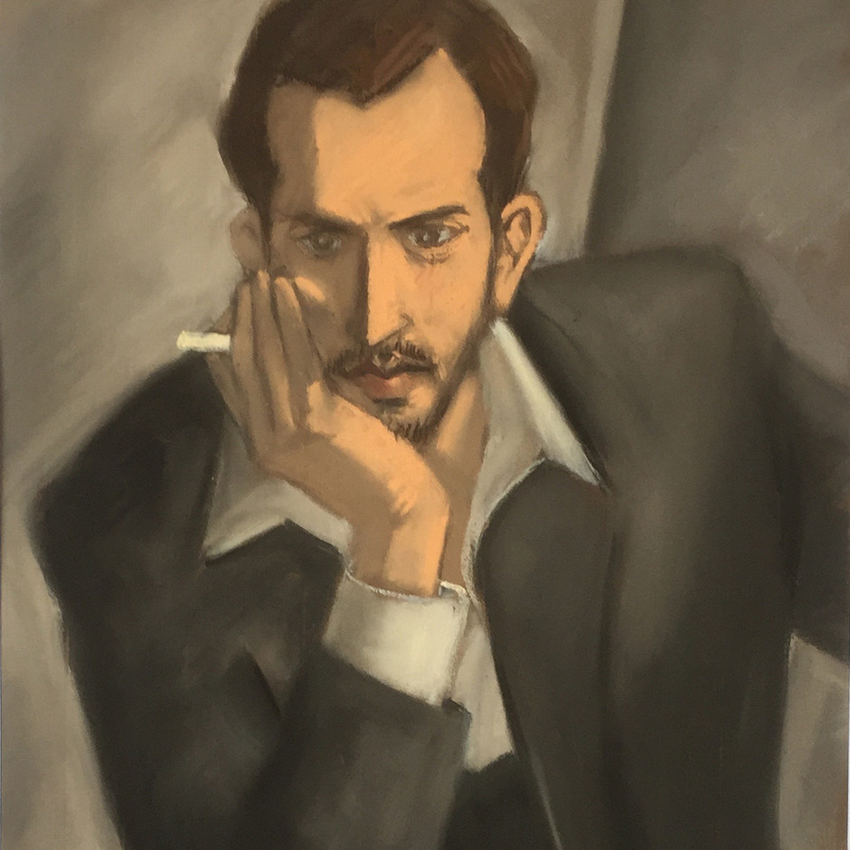 MARIANO OTERO : Antojo à la cigarette
