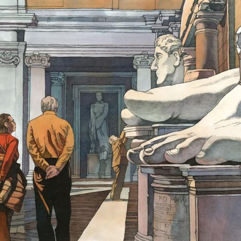 HYMAN : Rome, Museo del Capitolo
