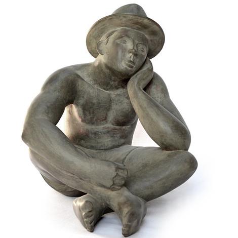 PLACENSIA : L'homme au chapeau