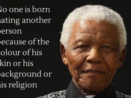 Encounters with Madiba