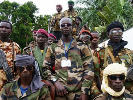 Security Sector Reform in the Central African Republic