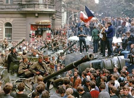 La Primavera de Praga, medio siglo después