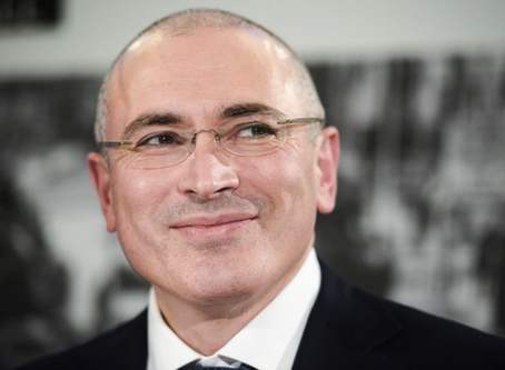 The Best Thing (so far) about the Winter Olympics in Sochi – the release of Khodorkovsky and what it