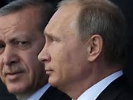 Putin and Erdogan Do a Deal (sort of)