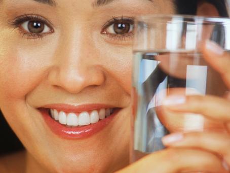 Ionized water - L'eau ionisée