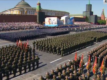 Russia's Victory Celebrations – Militarism and its Uncomfortable Truths