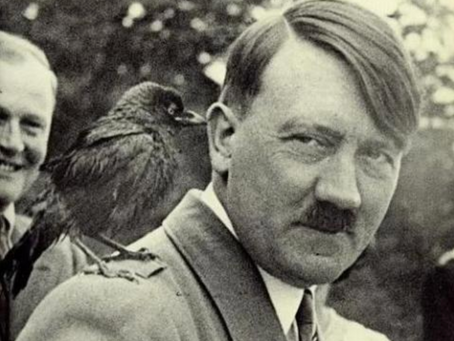 Donald and Adolf