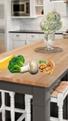 Coco Calling No. 124 - The Broccoli, the Mushroom, the Walnut and the Banana
