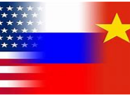 Why Russia and China may Make Serious Moves in their Near Abroads in 2019-2020 – and why they may no