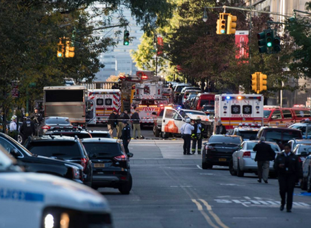 The Halloween Attack on the Hudson River Bike Path – and its broader implications