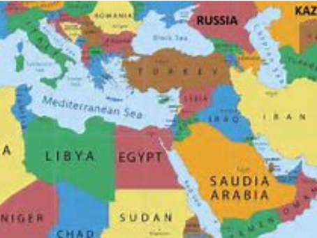 Unsavory Alliances: The Struggle for Power in Iraq and the Levant, and beyond: Part I