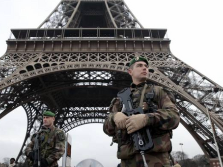 An Attack on France, an Attack on Europe, an Attack on the West