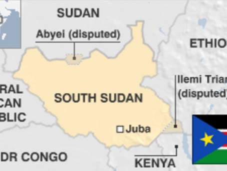 South Sudan: Going South?