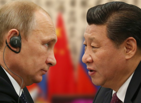 The Bear and the Panda: awkward but not impossible strategic bedfellows