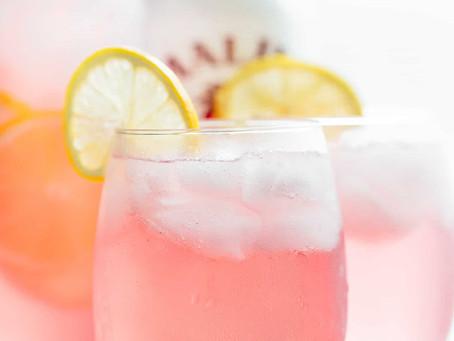 Limonada Vodka Rosa