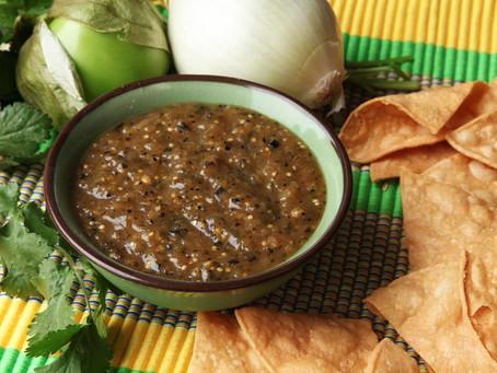 Salsa Verde Negra