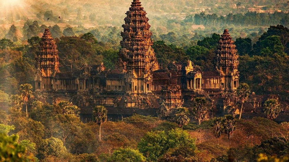 Top Helicopter Experiences in Cambodia