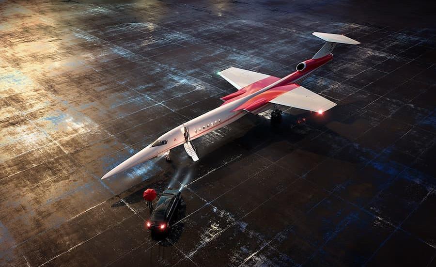 Supersonic Travel of the Near Future - Reborn