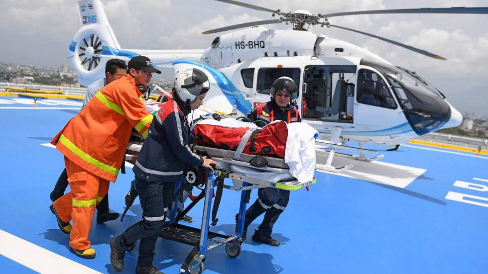 Ensure Peace of Mind - How To Get Medical Evacuations by Private Charter in Southeast Asia