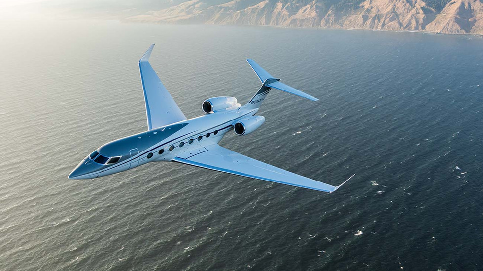 Private Jets of the Billionaires Club