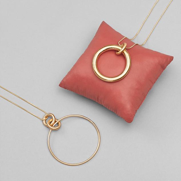Halskette Necklace gold