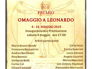 "Premio ""Omaggio a Leonardo"""
