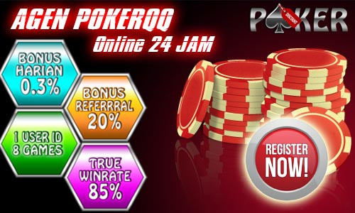 Pokerqq Agen Poker Online 24 Jam