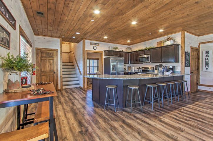 Kitchen main floor