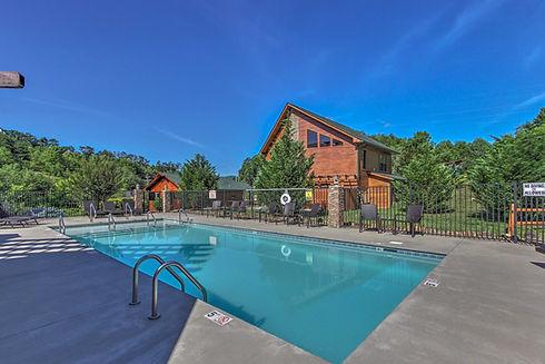 Bear Cove Falls Community Pool