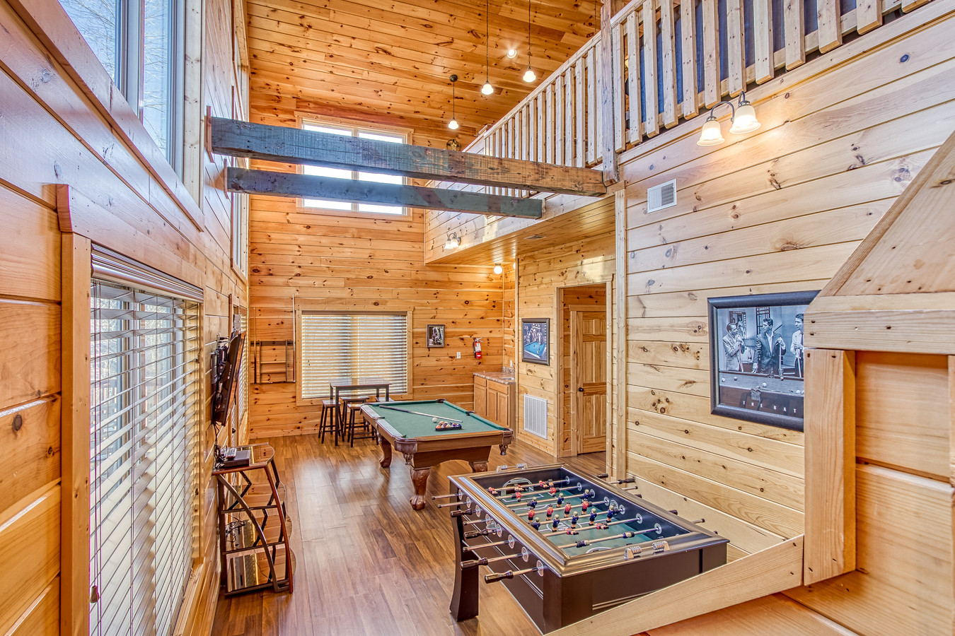 Lower Level Game Room