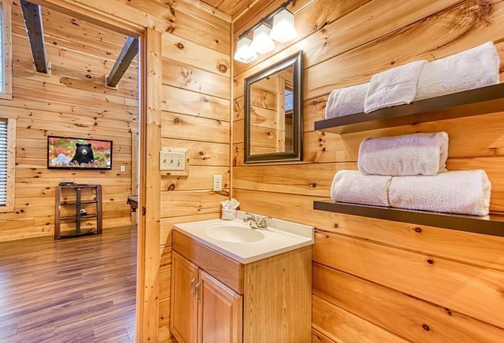 Lower Level Full Bathroom 2