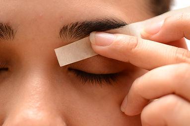 Eyebrow Waxing & Shaping