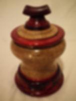 Vase - Myrtle Wood & Cocobolo -