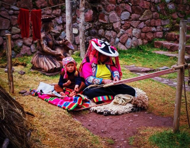 peruvian life
