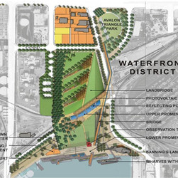 Port of LA Waterfront Project