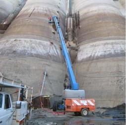 Big Dalton Dam Rehabilitation