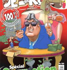 StatComics dans le Magazine Délire