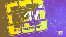 MTV network stationery design