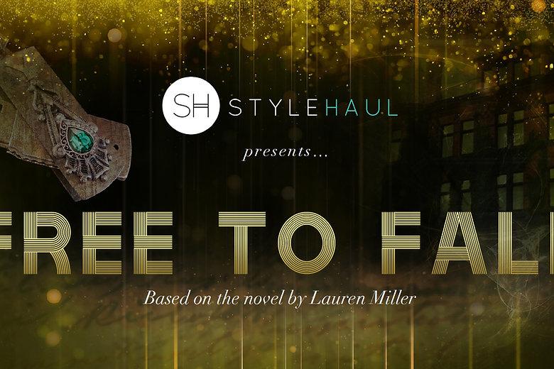 free to fall logo
