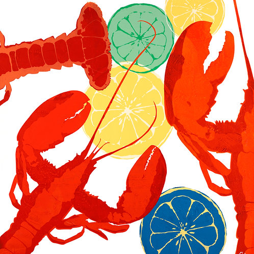 Lobster and Citrus