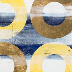 Martha Spak Gallery HALO 40x40