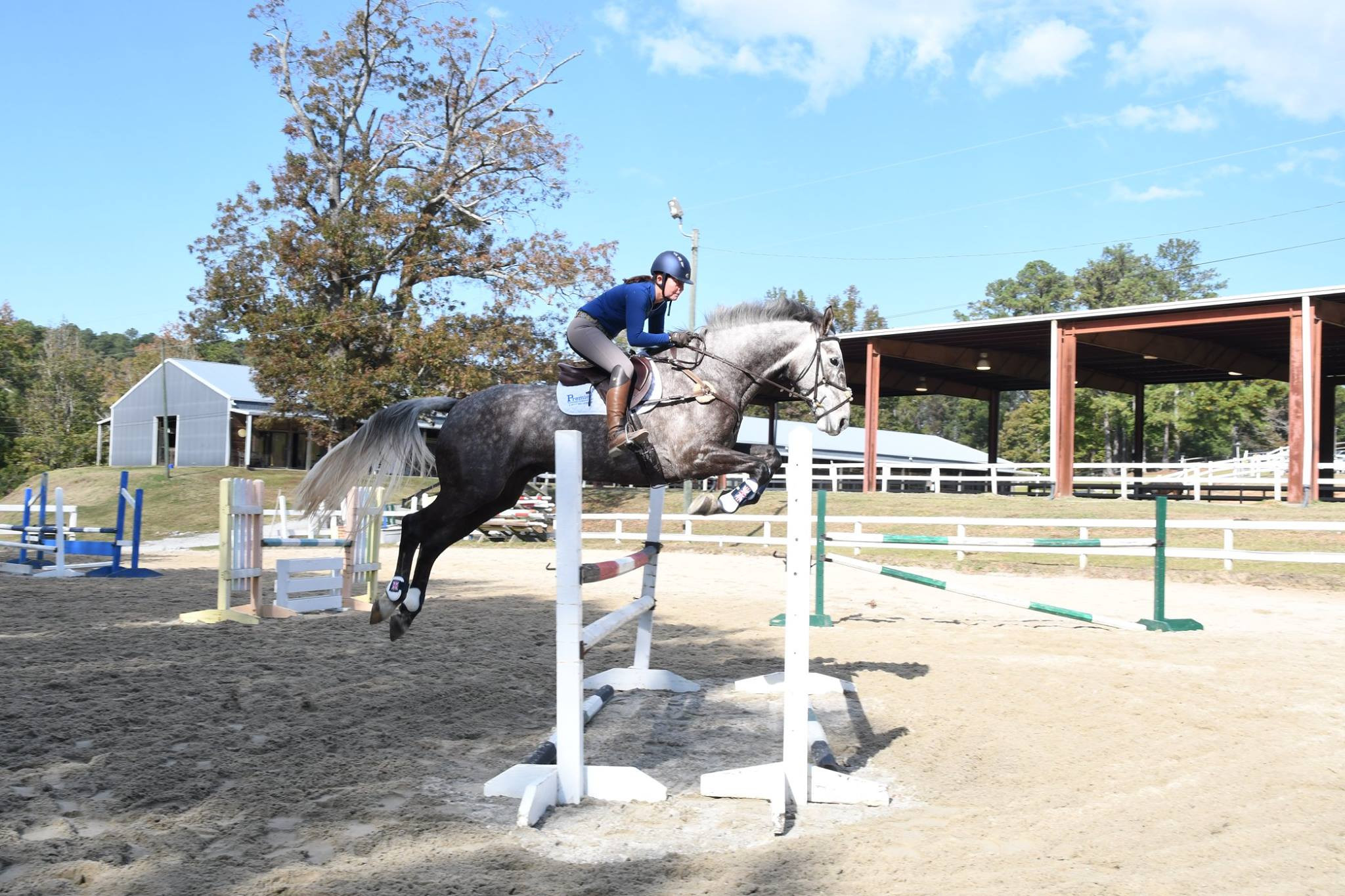 Reserve Jumping Arena