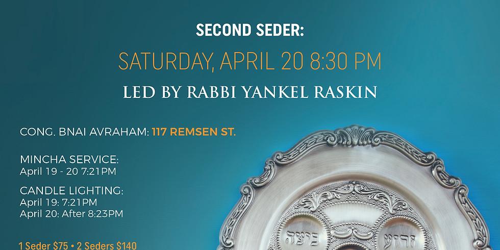 Pesach Seder