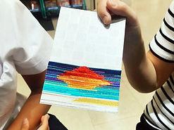 水引のポストカードづくり.jpg