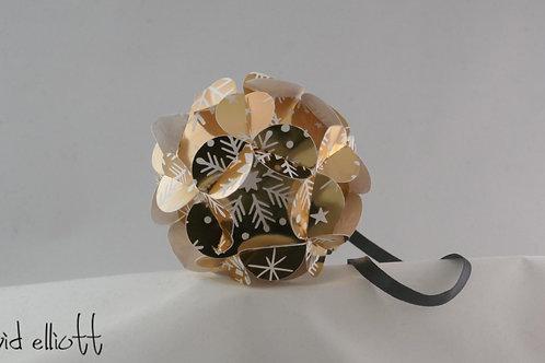 Paper Craft Ornaments