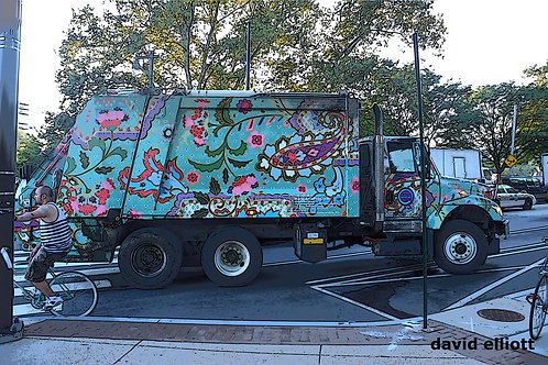 Philly Trash Truck